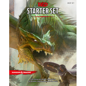 D&D: Starter Set (5E-Boxed)