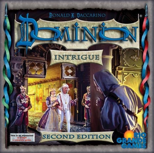 Dominion: Intrigue Expansion, 2nd Edition