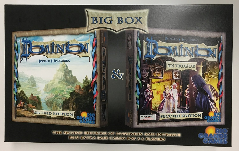 Dominion Big Box, 2nd Edition (DING/DENT-Light)