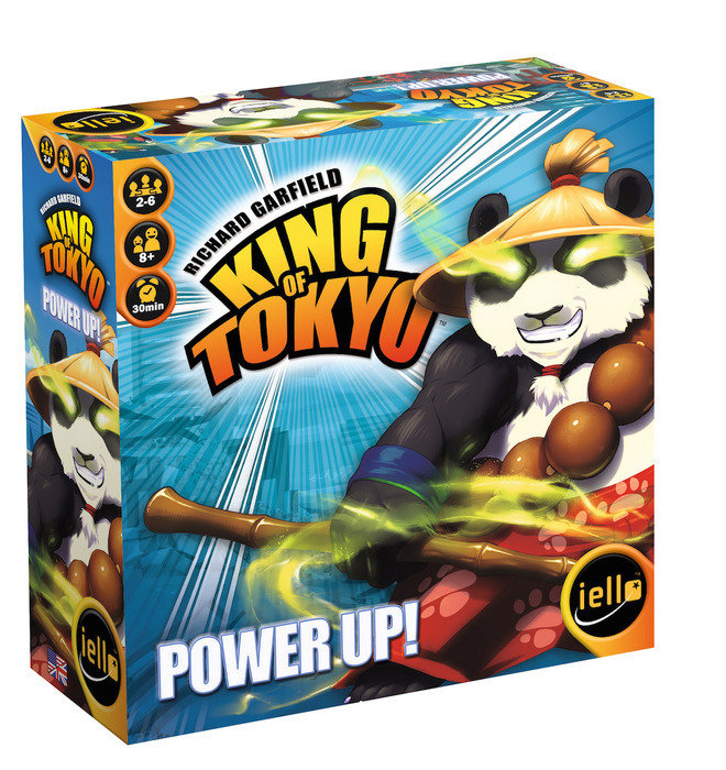 King of Tokyo (2nd Edition) Power Up! Expansion