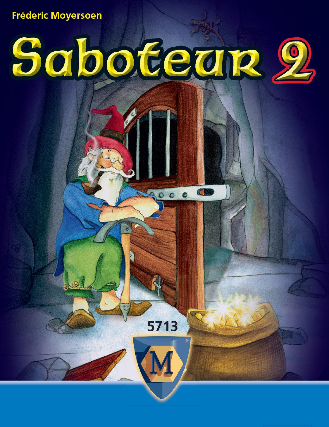 Saboteur 2 (Expansion Only)