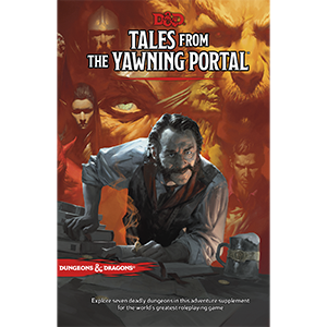 Dungeons & Dragons: Tales from the Yawning Portal (HC / 5E)