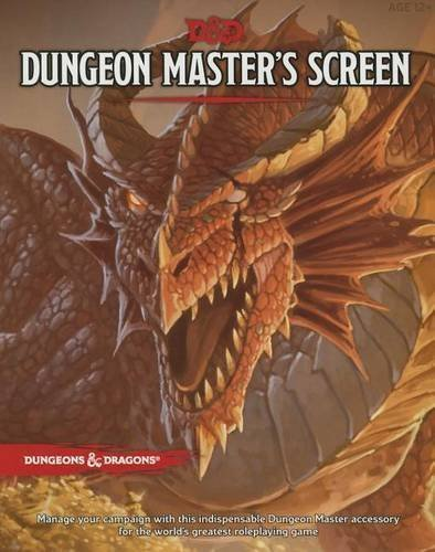 Dungeons & Dragons: Dungeon Master's Screen