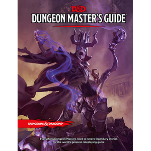 Dungeons & Dragons: Dungeon Master's Guide (HC / 5E)