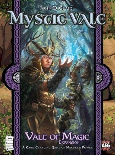 Mystic Vale: Vale of Magic (Expansion)