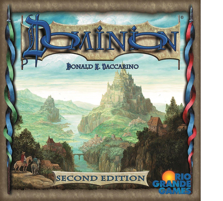 Dominion 2nd Edition (Core Game)