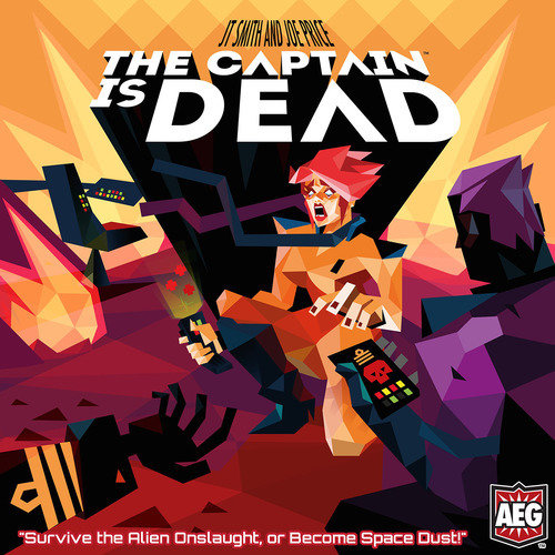 The Captain Is Dead (DING/DENT-Very Light)