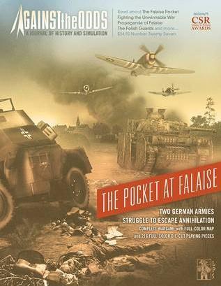 Against the Odds - V7 I3 #27: The Pocket at Falaise