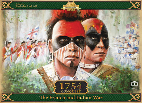 1754 Conquest: The French and Indian War (DING/DENT-Very Light)