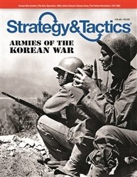 Strategy & Tactics: Armies of the Korean War