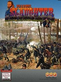 A Fearful Slaughter: The Battle of Shiloh, 6-7 April, 1862