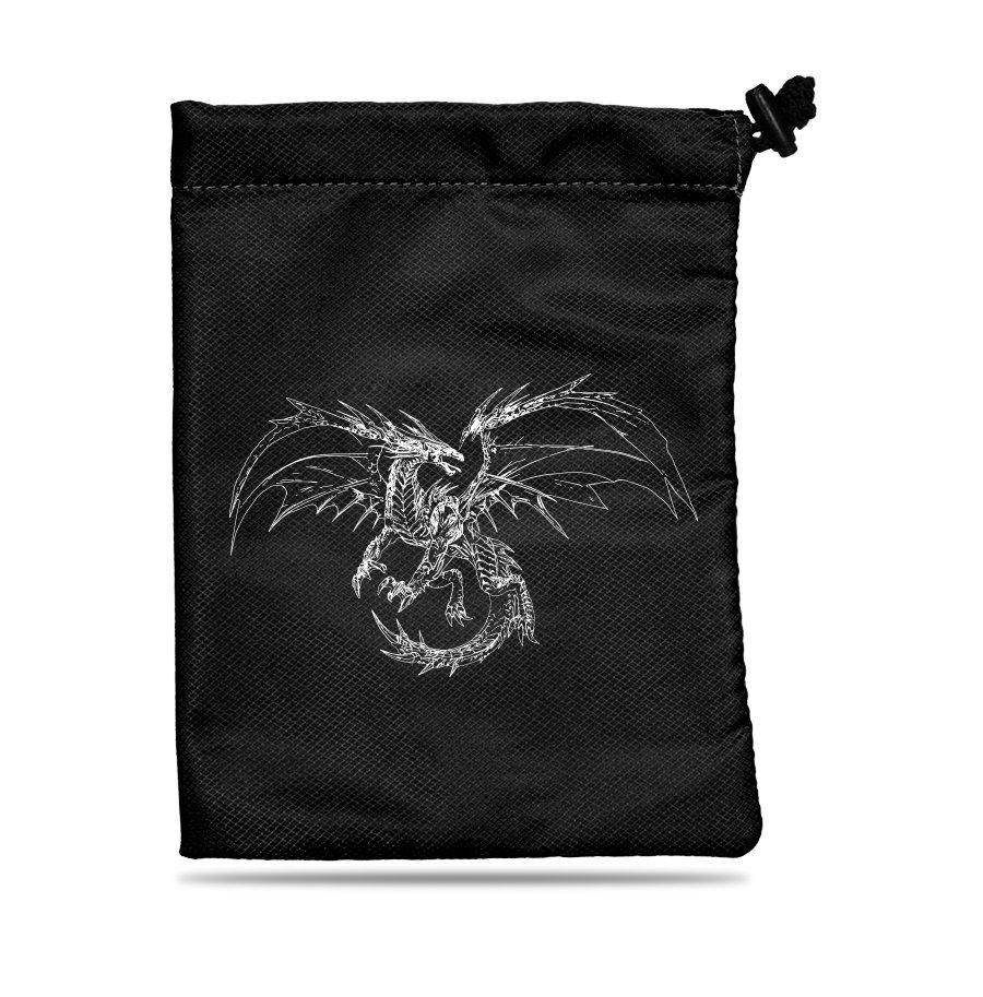 Treasure Nest Storage Bag - Black Dragon