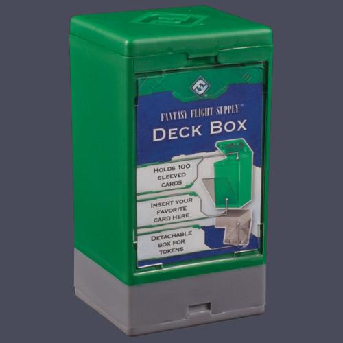 Deck/Accessory Box - Green