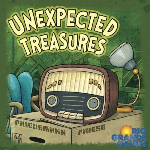 Unexpected Treasures (DING/DENT-Light)