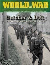 World at War: Butcher & Bolt: British Commandos in Northwest Europe, 1940-1945