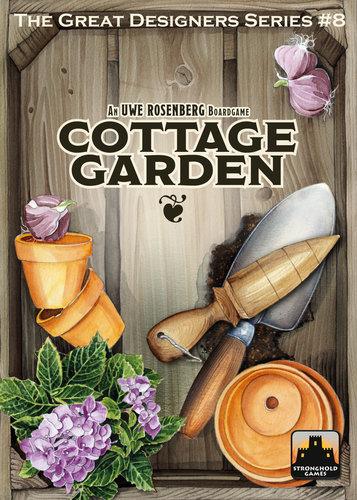 Cottage Garden (Great Designers Series #8)