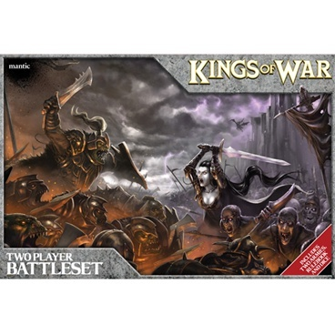 Kings of War: Two Player Battle Set