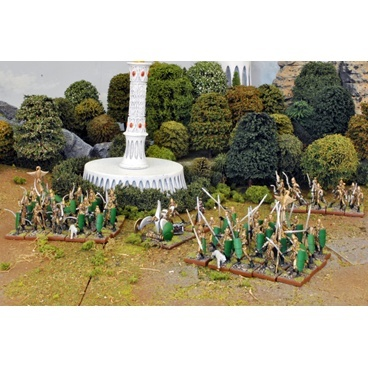 Kings of War: Elves - One Player Battle Set