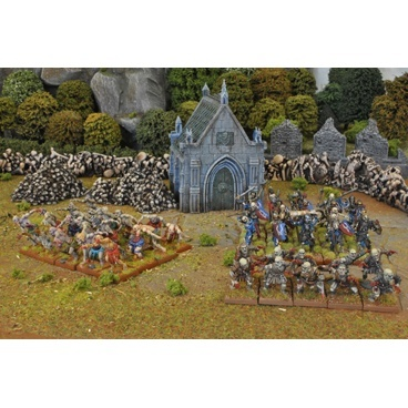 Kings of War: Undead One Player Battle Set