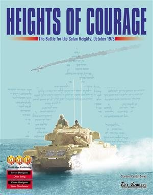 Heights of Courage: The Battle for the Golan Heights, October 1973