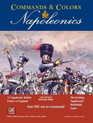 Commands & Colors: Napoleonics (Core Game - 4th Printing)