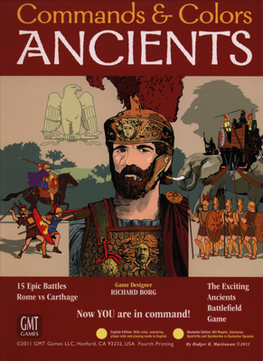 Commands & Colors: Ancients (Core Game, 6th Printing)