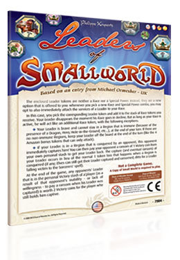 Small World Expansion: Leaders of Small World