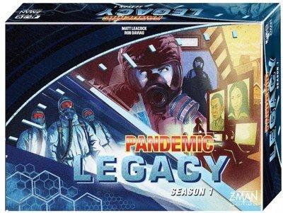 Pandemic: Legacy - Season 1 (Blue)