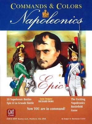 Commands & Colors: Napoleonics Expansion - Epic