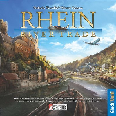 Rhein: River Trade (DING/DENT-Light)