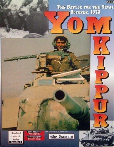 Yom Kippur: The Battle for the Sinai, October, 1973