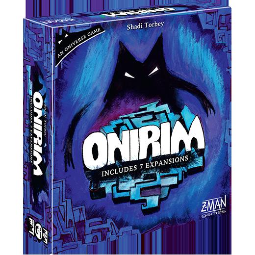 Onirim (An Oniverse Game)