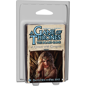 A Game of Thrones: The Board Game (2nd Edition) - A Dance with Dragons Expansion
