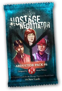 Hostage Negotiator: Abductor Pack #6