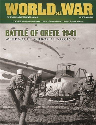 World at War: Battle of Crete 1941 (Solitaire)
