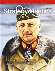 Strategy & Tactics: Duel on the Steppe - Russia, February-March 1943