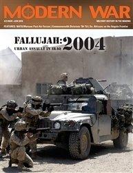 Modern War: Fallujah, 2004: Urban Assault in Iraq (Solitaire)