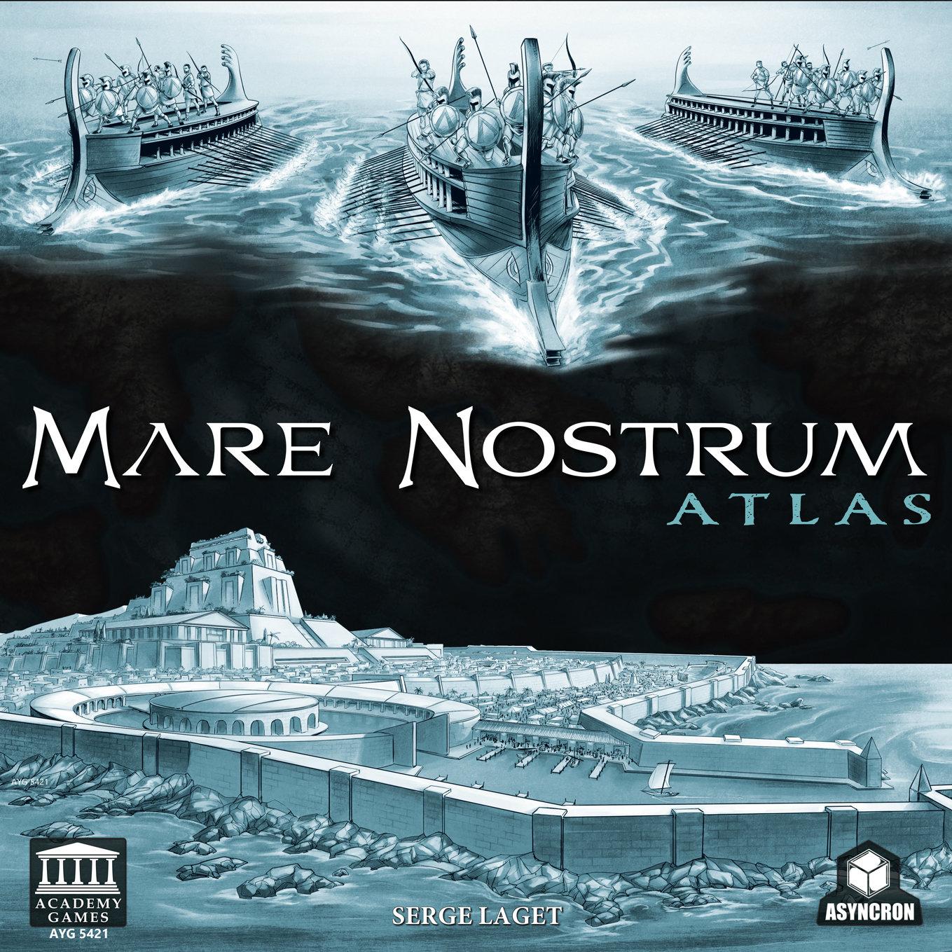 Mare Nostrum: Empires - Atlas Expansion