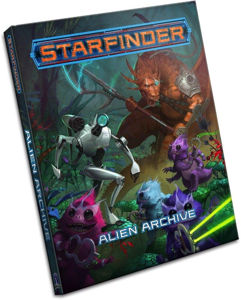 Starfinder Alien Archive