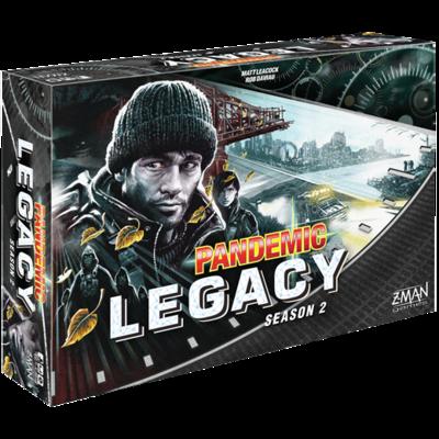 Pandemic: Legacy - Season 2 (Black)