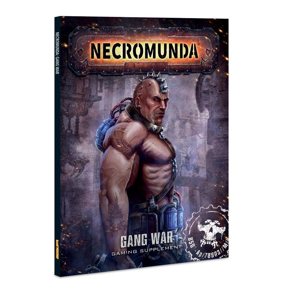 Necromunda: Gang War (Gaming Supplement)