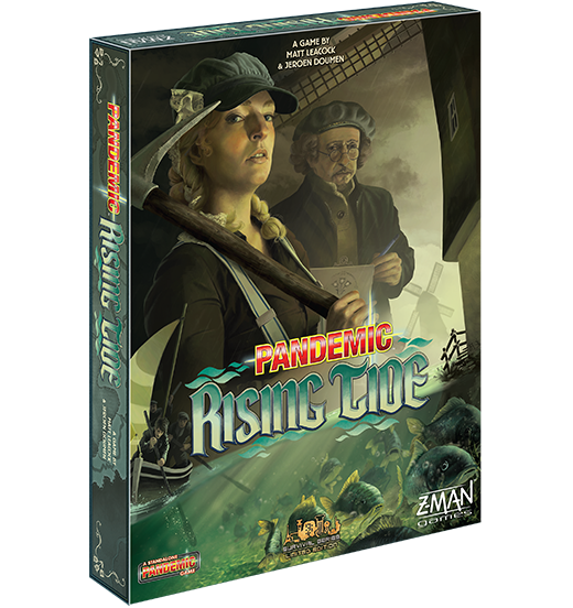 Pandemic: Rising Tide, Limited Edition