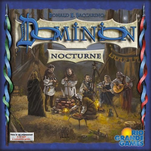 Dominion: Nocturne Expansion
