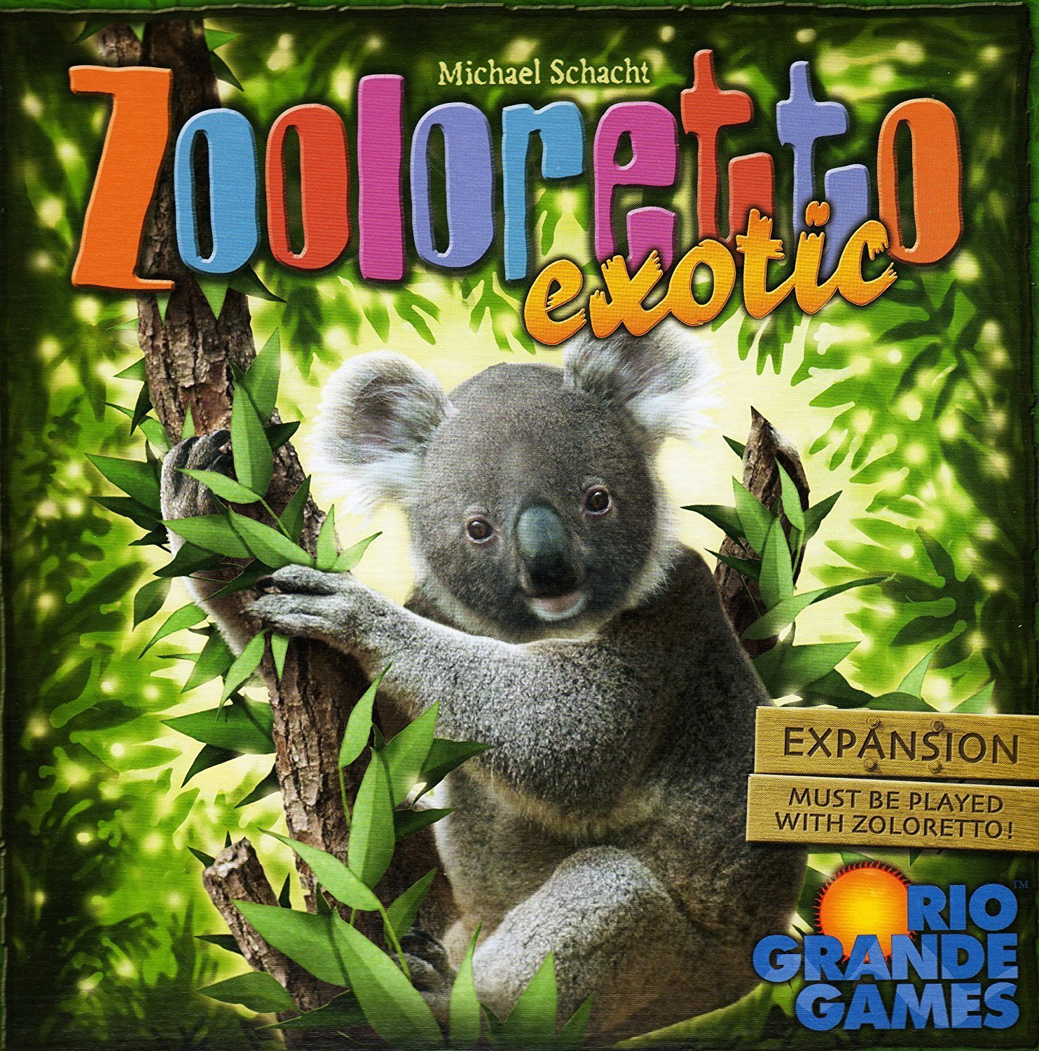 Zooloretto: Exotic Expansion