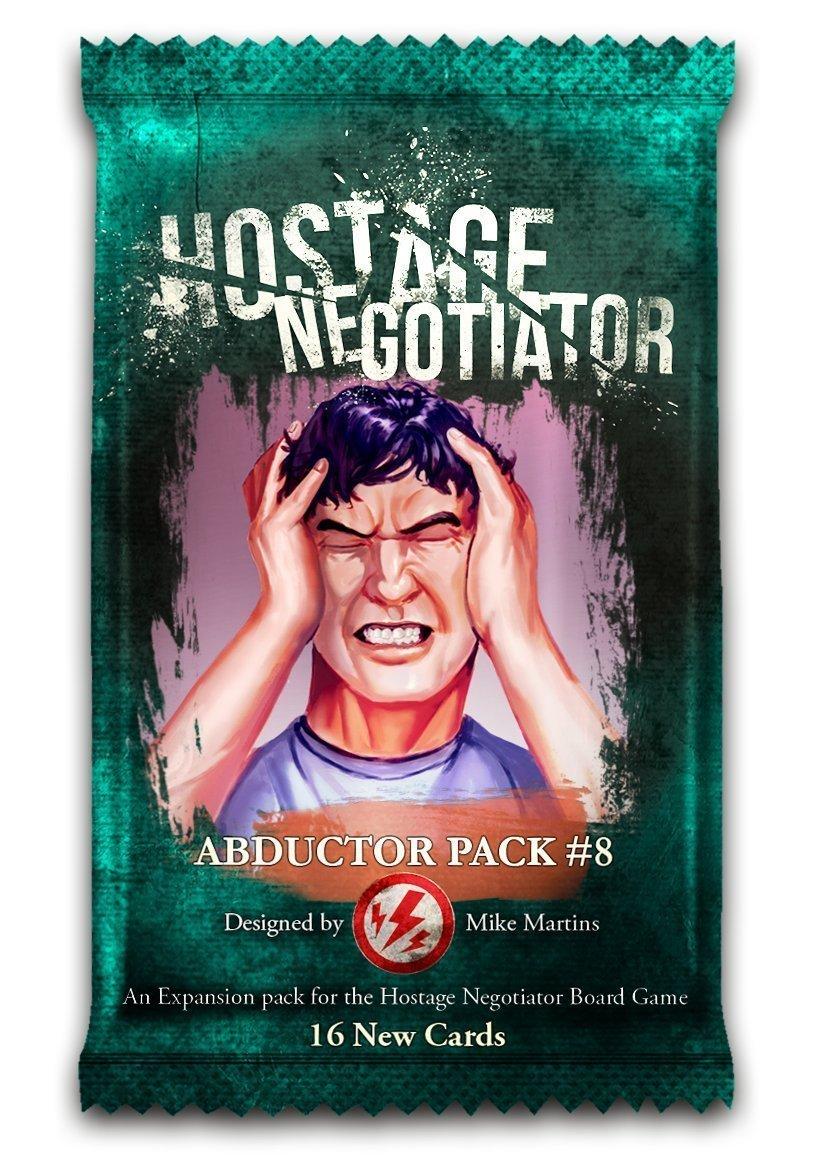 Hostage Negotiator: Abductor Pack #8