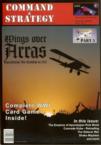 Command & Strategy Issue #5