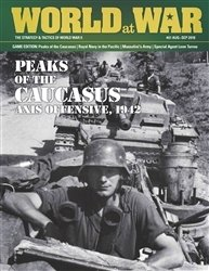World at War: Peaks of the Caucasus - Axis Offensive, 1942