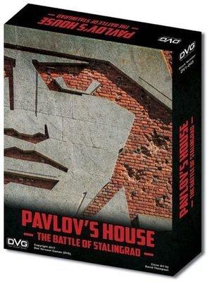 Pavlov's House - The Battle of Stalingrad (Solitaire)