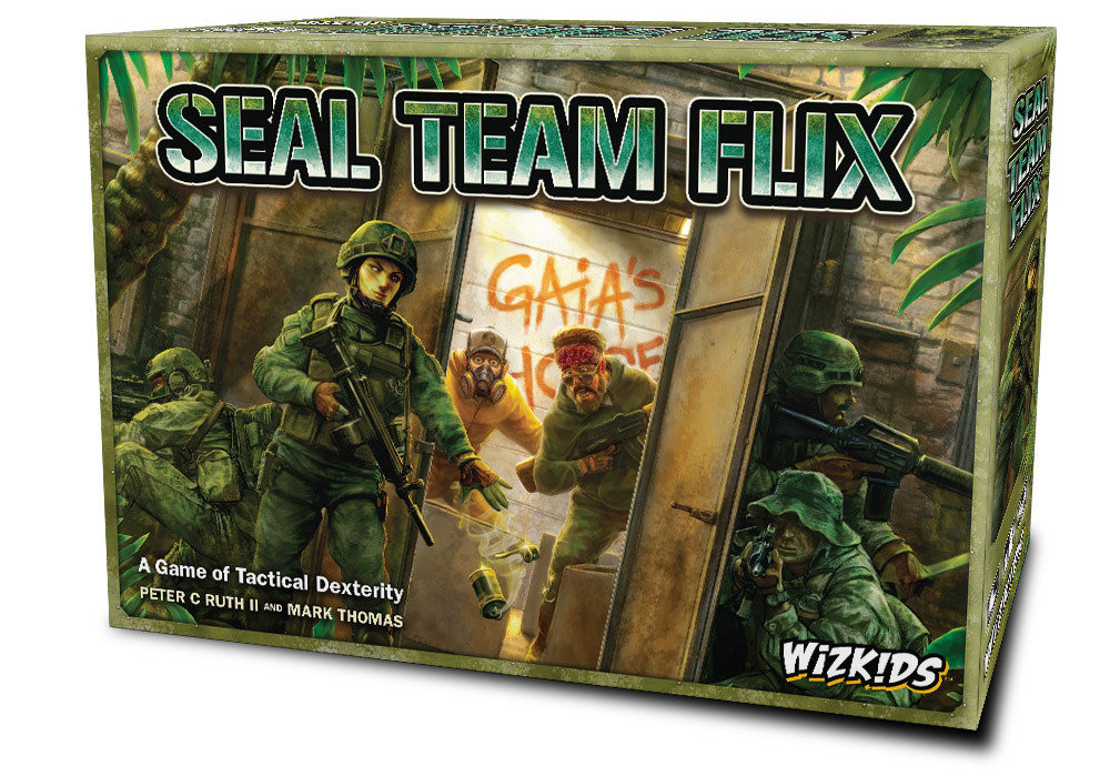 SEAL Team Flix (DING/DENT-Very Light)