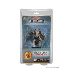 Dungeons & Dragons: Attack Wing Frost Giant Expansion Pack (Wave One)